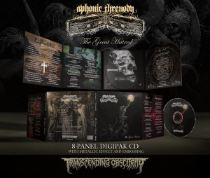 Pre-Order: The Great Hatred - Digipak CD