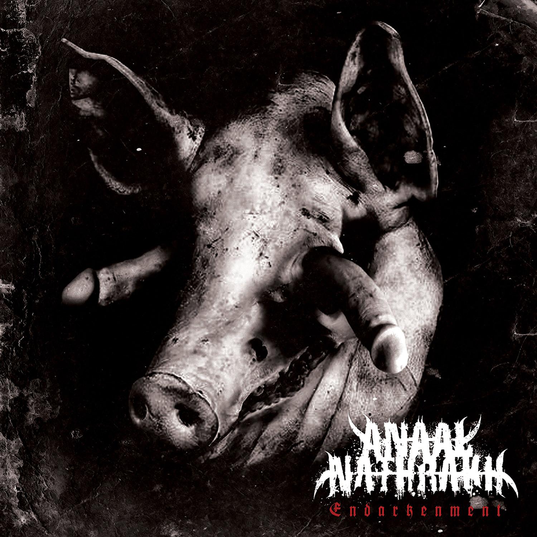 Endarkenment (Oxblood Vinyl)