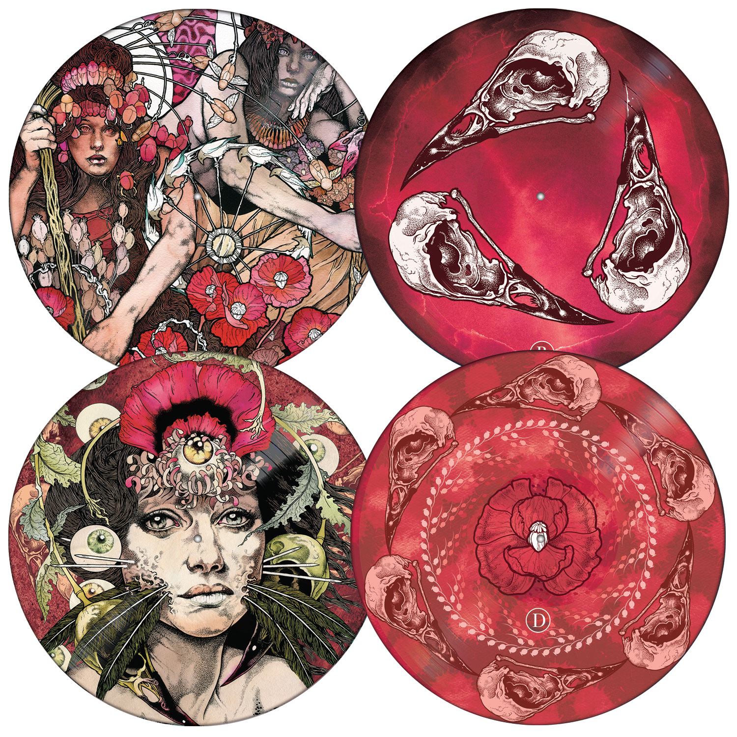Special Edition Picture Disc 2LP Bundle
