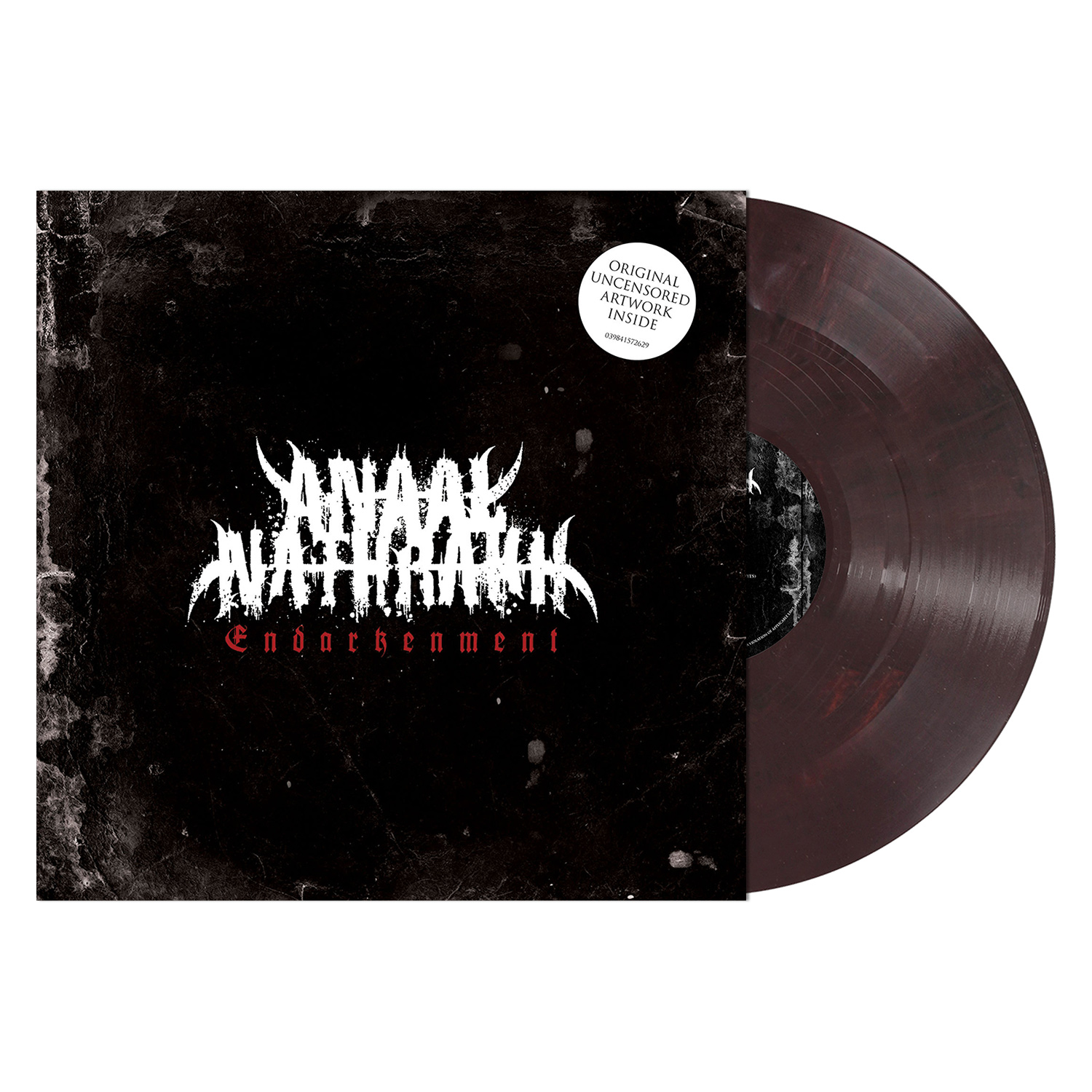 Endarkenment - LP Bundle - Oxblood