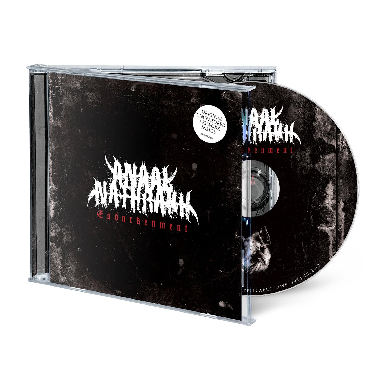 Endarkenment - Deluxe Bundle - Oxblood
