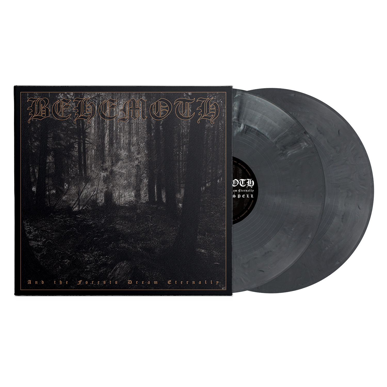 And the Forests Dream Eternally (Cool Grey Marbled Vinyl)