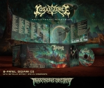 Collateral Dimension Digipak CD