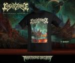 Collateral Dimension Album artwork T-shirt