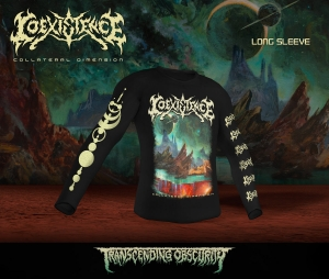 Pre-Order: Collateral Dimension Long Sleeve t-shirt