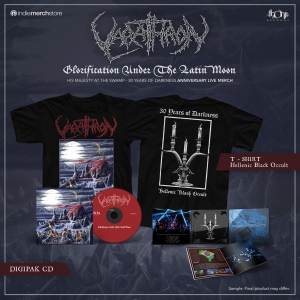 Glorification CD + Tee Bundle