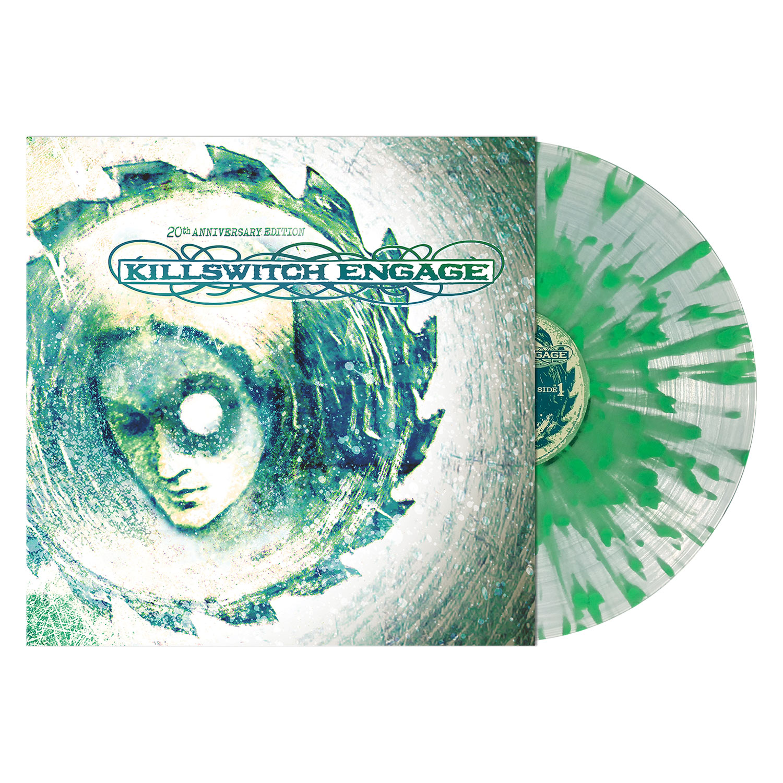 Killswitch Engage (20th Anniversary Splatter Vinyl)