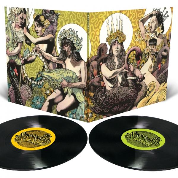 Yellow & Green LP