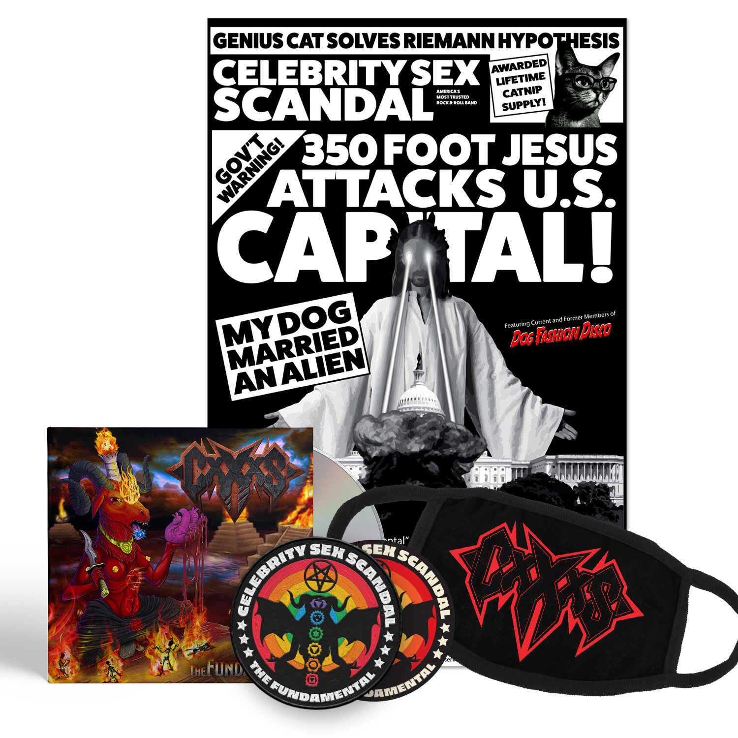 The Fundamental CD/Mask Bundle
