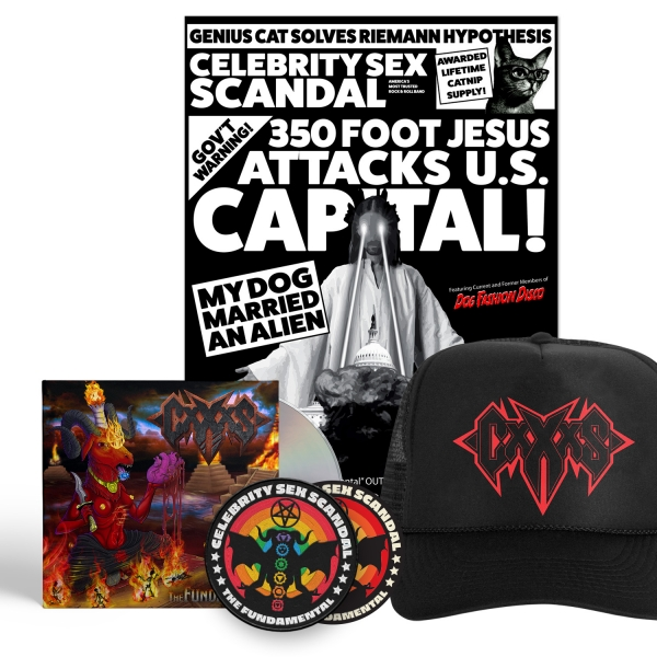 The Fundamental CD/Hat Bundle