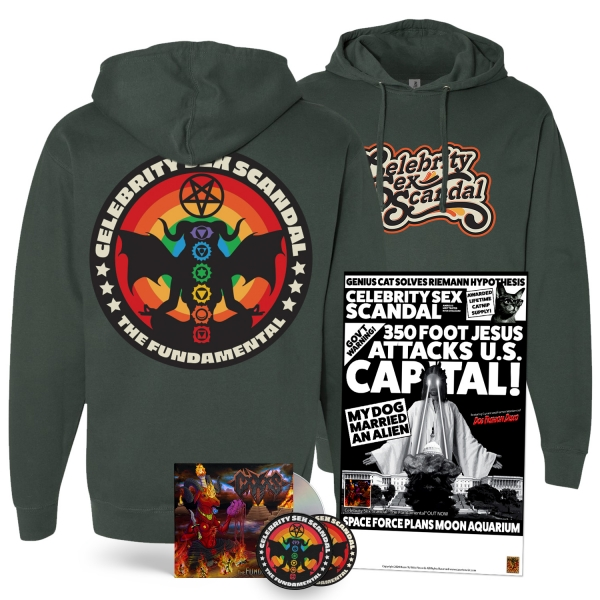 The Fundamental CD/Hoodie Bundle