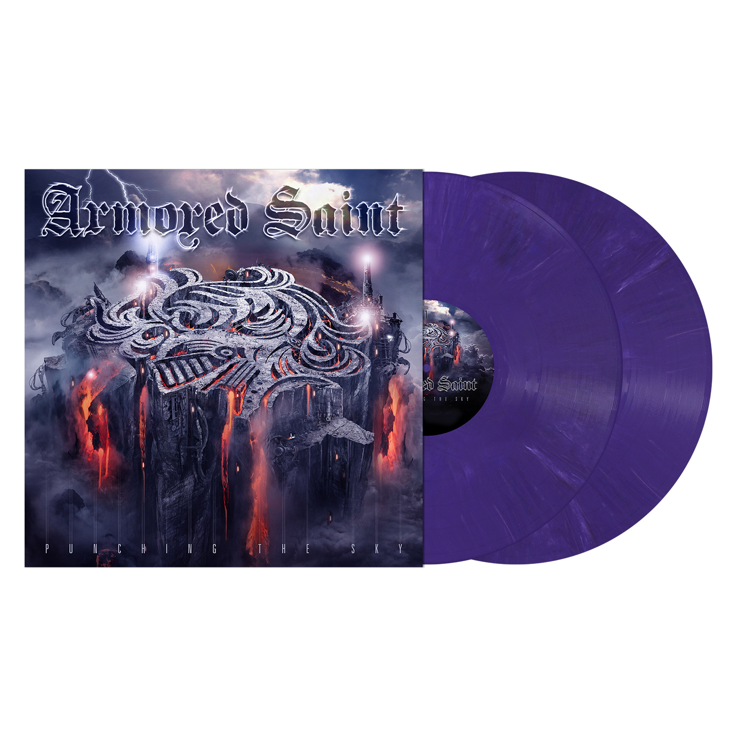 Punching the Sky (Purple Marbled Vinyl)