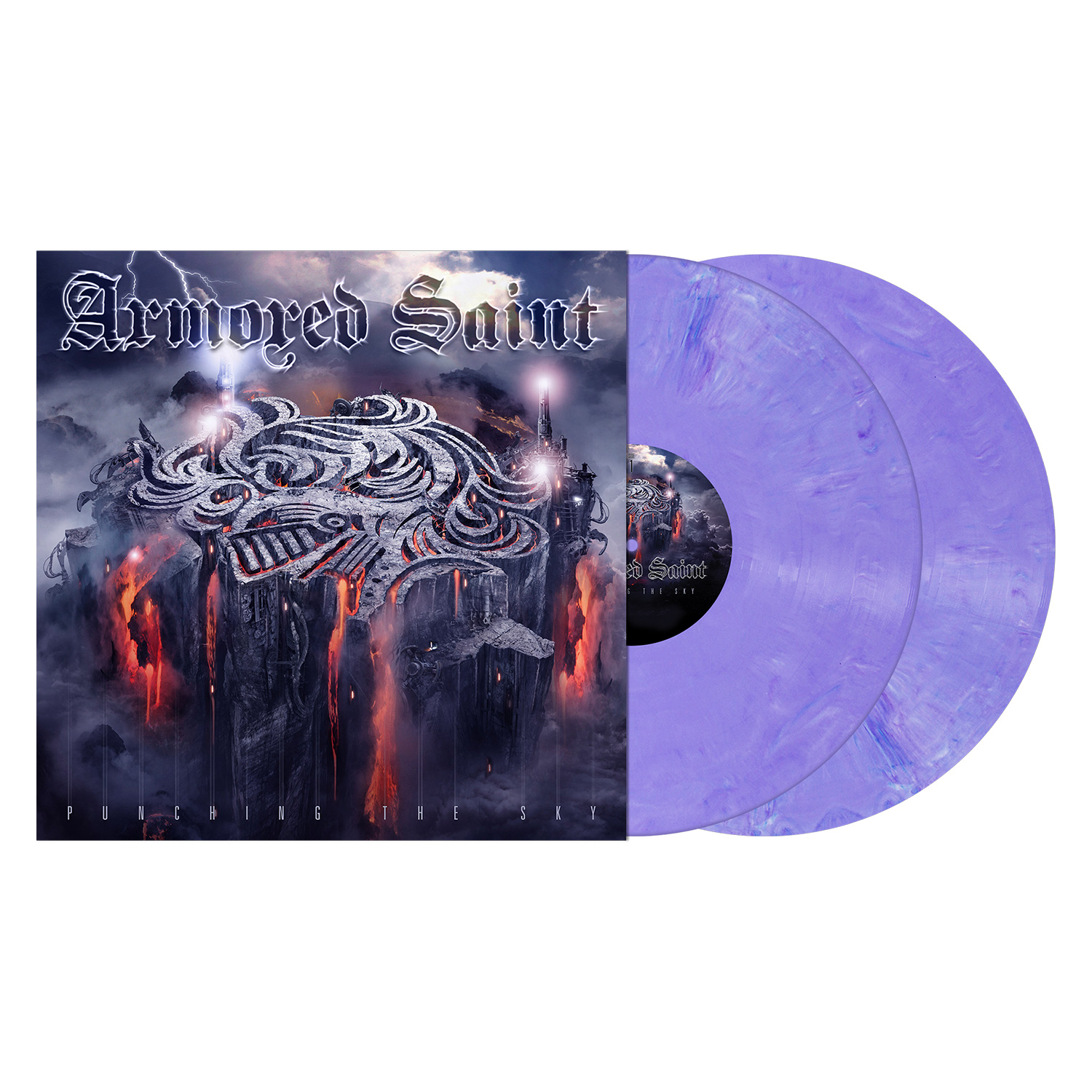 Punching the Sky (Special Edition Lavender Vinyl)