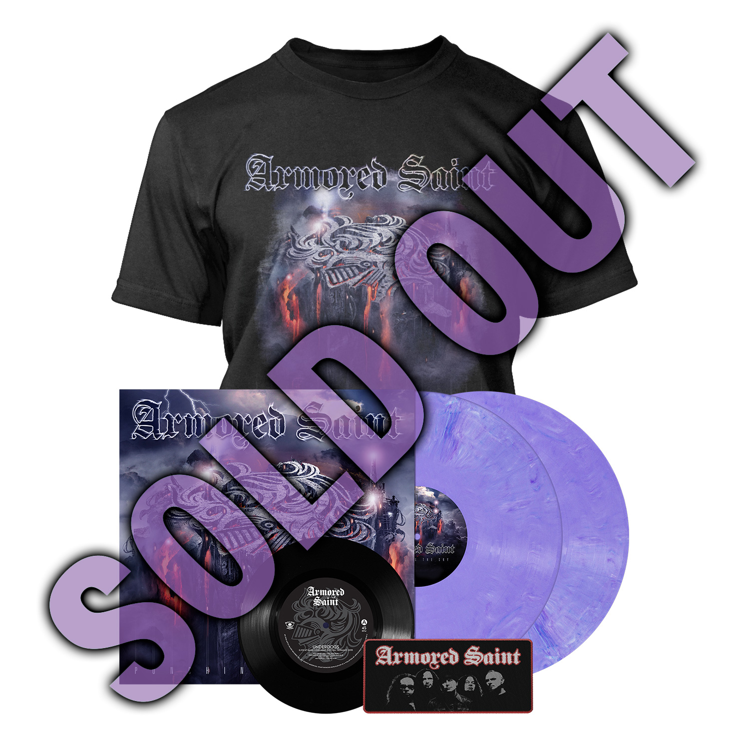 Punching the Sky - Special Edition LP Bundle