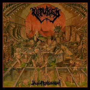Pre-Order: Dawn of Reintoxication (transparent green vinyl)