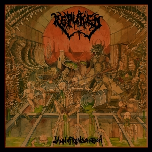 Pre-Order: Dawn of Reintoxication (black vinyl)