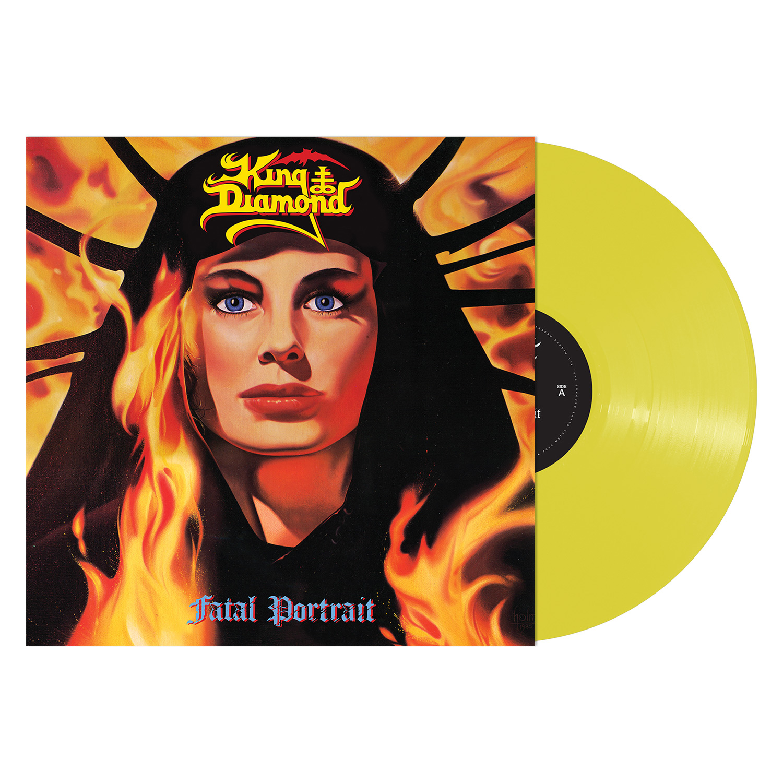 Fatal Portrait (Yellow Vinyl)
