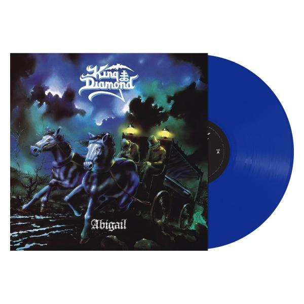 Abigail (Opaque Blue Vinyl)