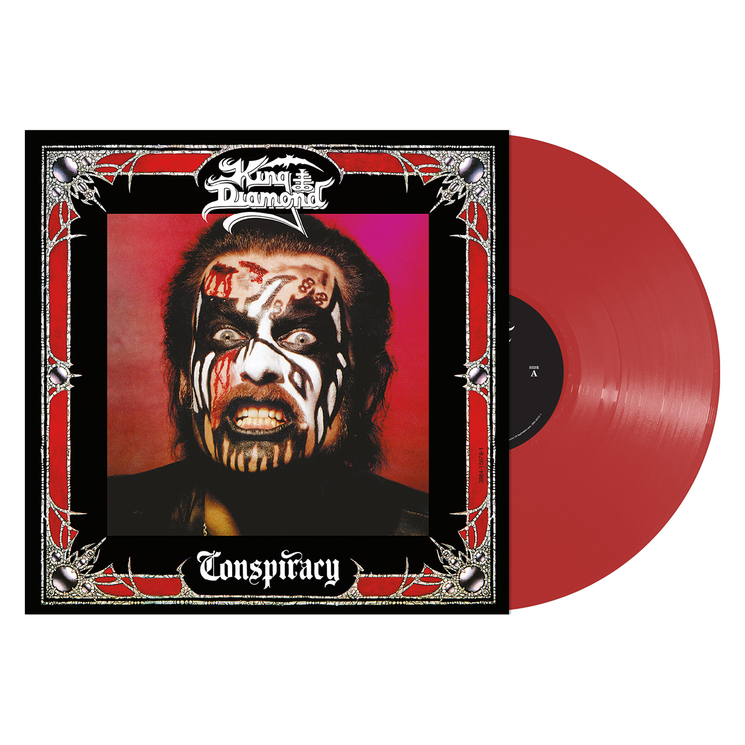 Conspiracy (Ruby Red Vinyl)