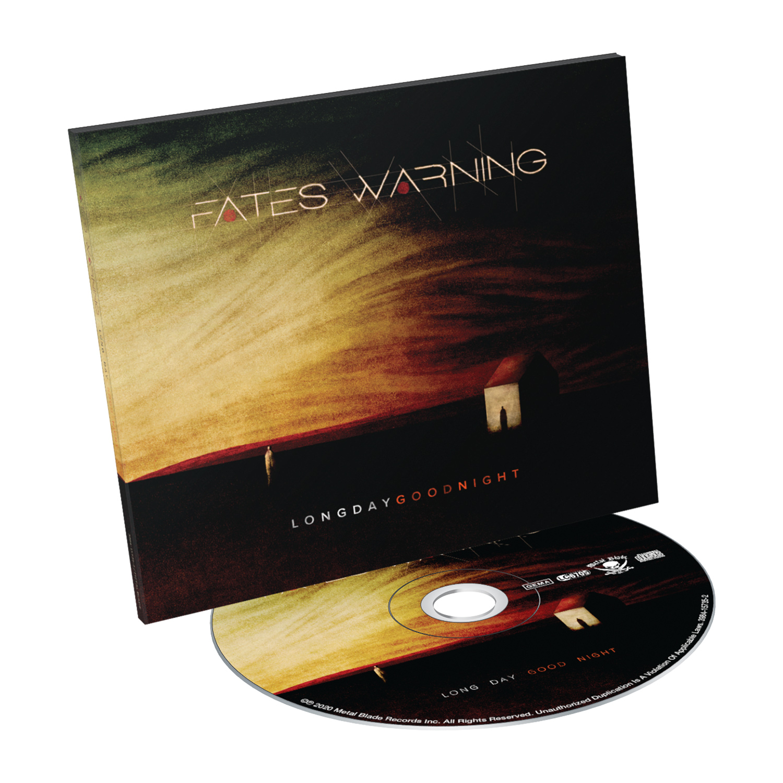 "Fates Warning ""Long Day Good Night"" CD - Metal Blade Records"