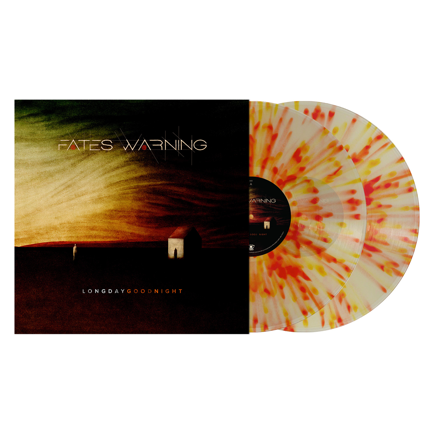 Long Day Good Night - LP Bundle - Splatter