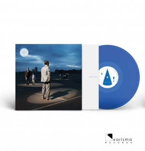 The Greatest Show on Earth - (2020 Remaster - Limited double transparent blue vinyl)