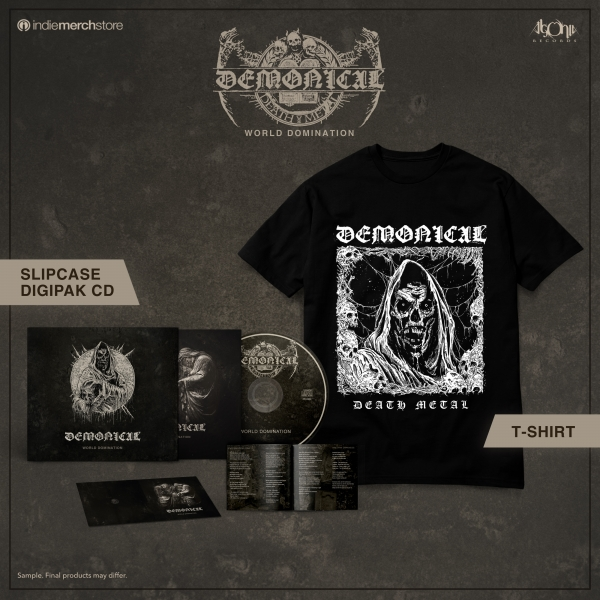 World Domination CD + Tee Bundle