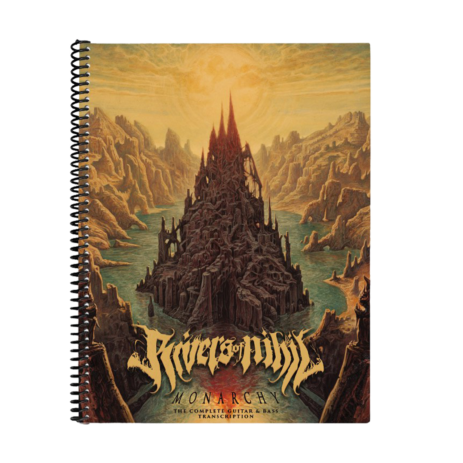 Monarchy Deluxe LP + Tab Book Bundle