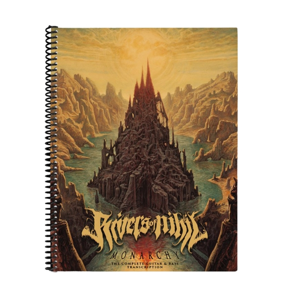 Monarchy LP + Tab Book Bundle