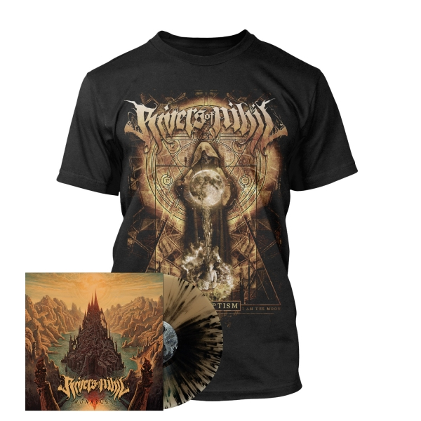 Monarchy LP + Tee Bundle