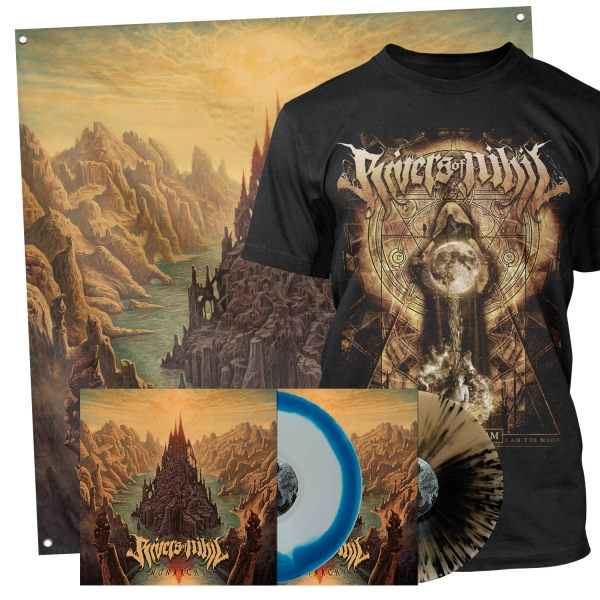 Monarchy Deluxe LP + Tee Bundle