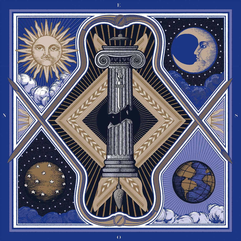 Ægo Templo (Gold Vinyl)