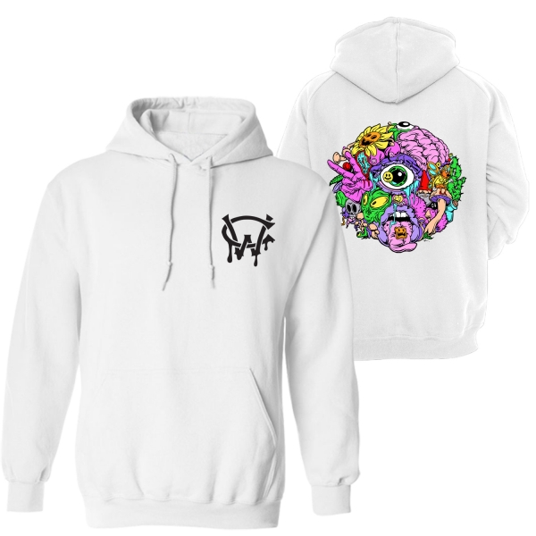 CW Psychedelic Hoodie