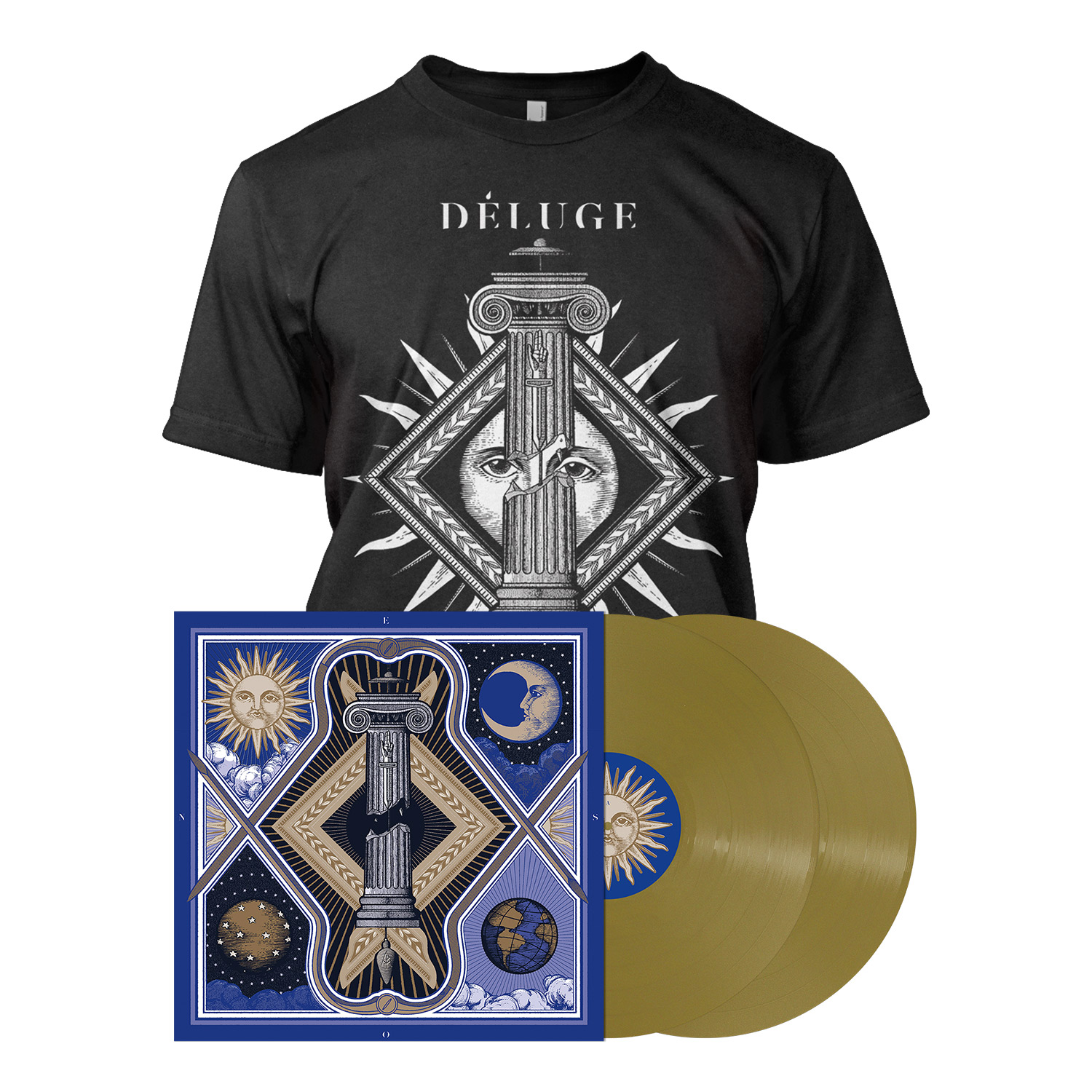 Ægo Templo - LP Bundle