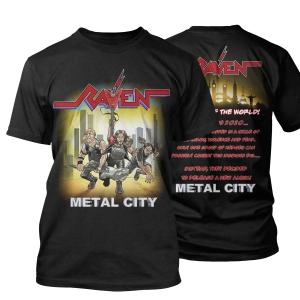 Metal City