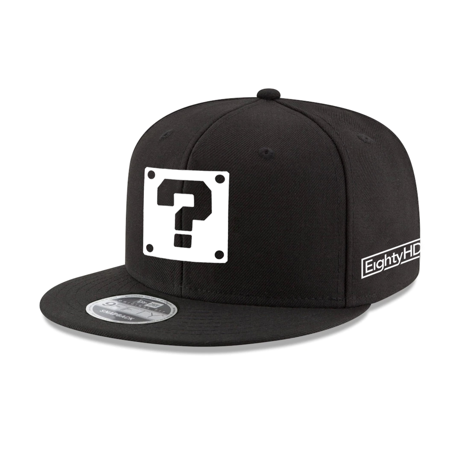 """Who Am I"" New Era Cap"