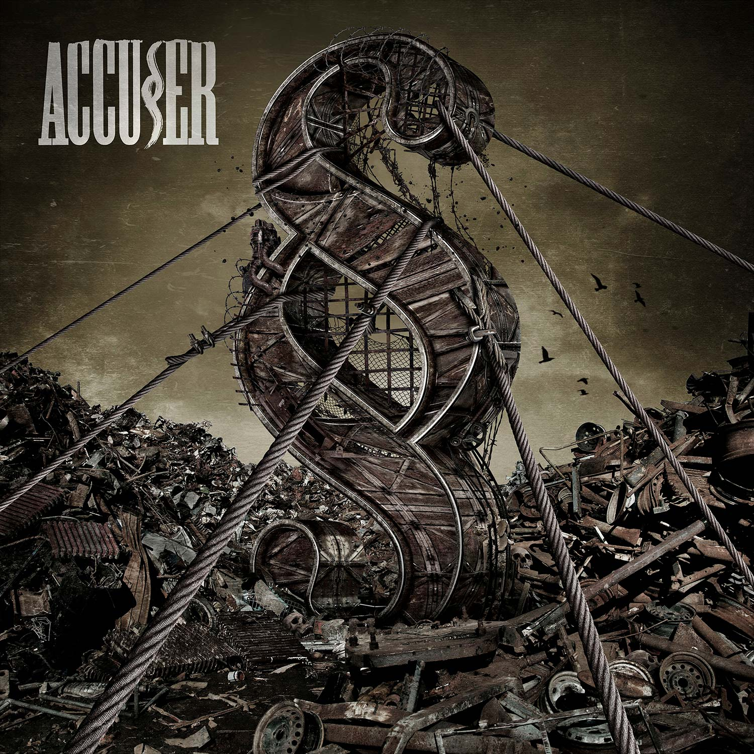 Accuser (Marbled Vinyl)