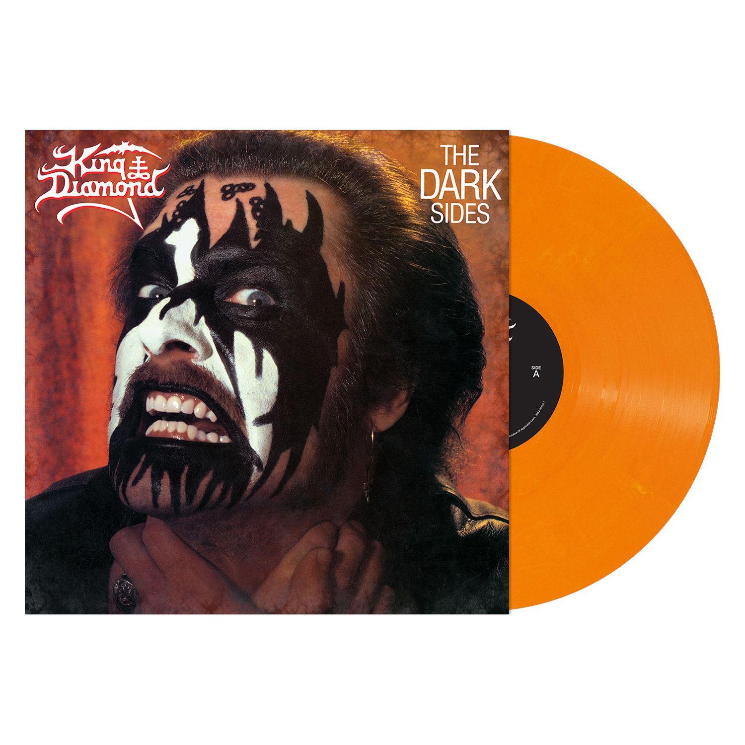 The Dark Sides (Orange Marbled Vinyl)