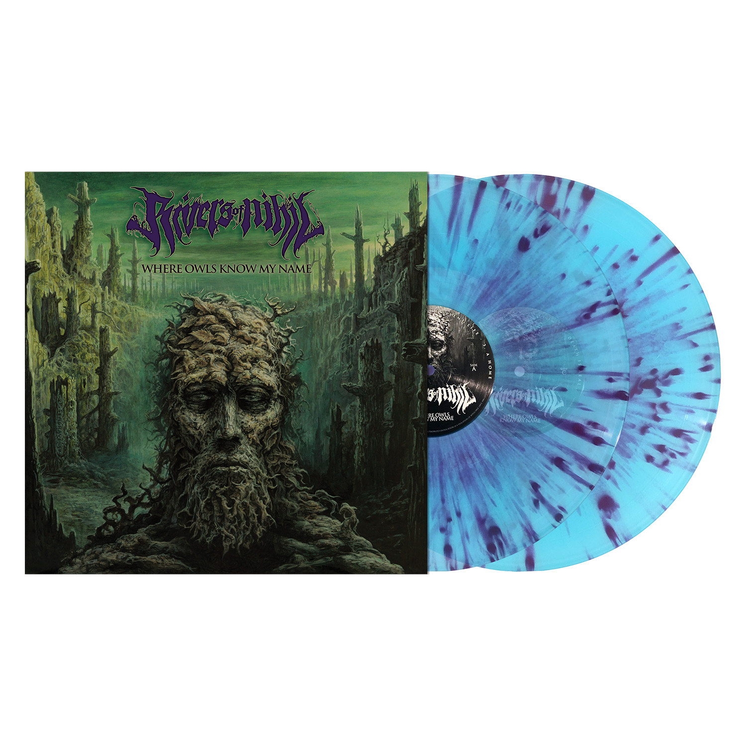 Where Owls Know My Name (Purple Splatter Vinyl)