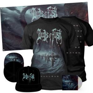 Pre-Order: Nucleus Deluxe Tee + CD Bundle