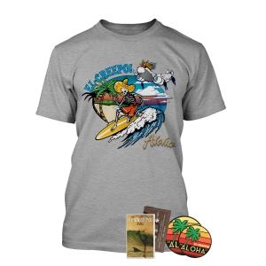 Aloha Plane Shirt Bundle
