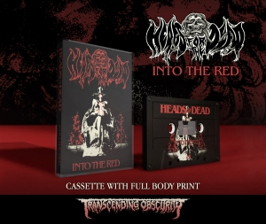 Pre-Order: Into The Red