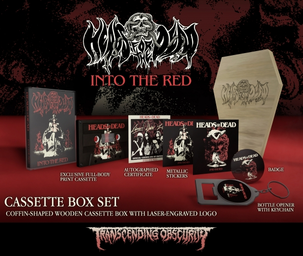 Into The Red Box Set