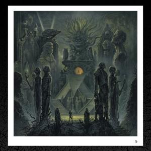 Insidious Disease 'After Death' Album cover