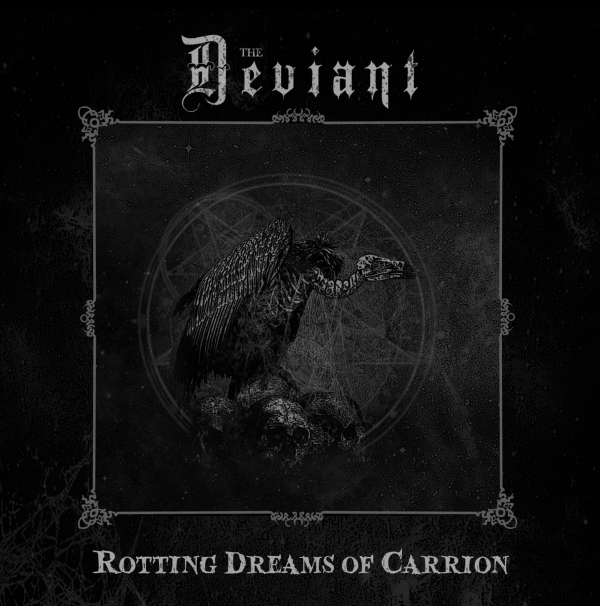Rotting Dreams of Carrion (black vinyl)
