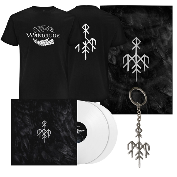 Kvitravn White LP Super Bundle (Men)