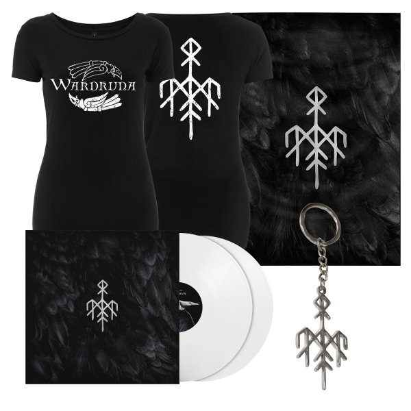 Kvitravn White LP Super Bundle (Women)