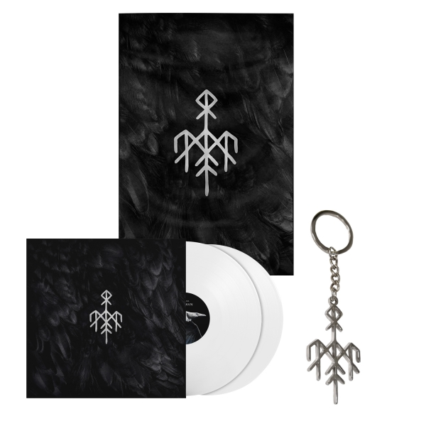 Kvitravn White LP Bundle