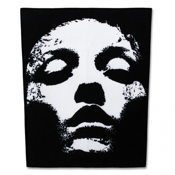 Jane Doe face back patch