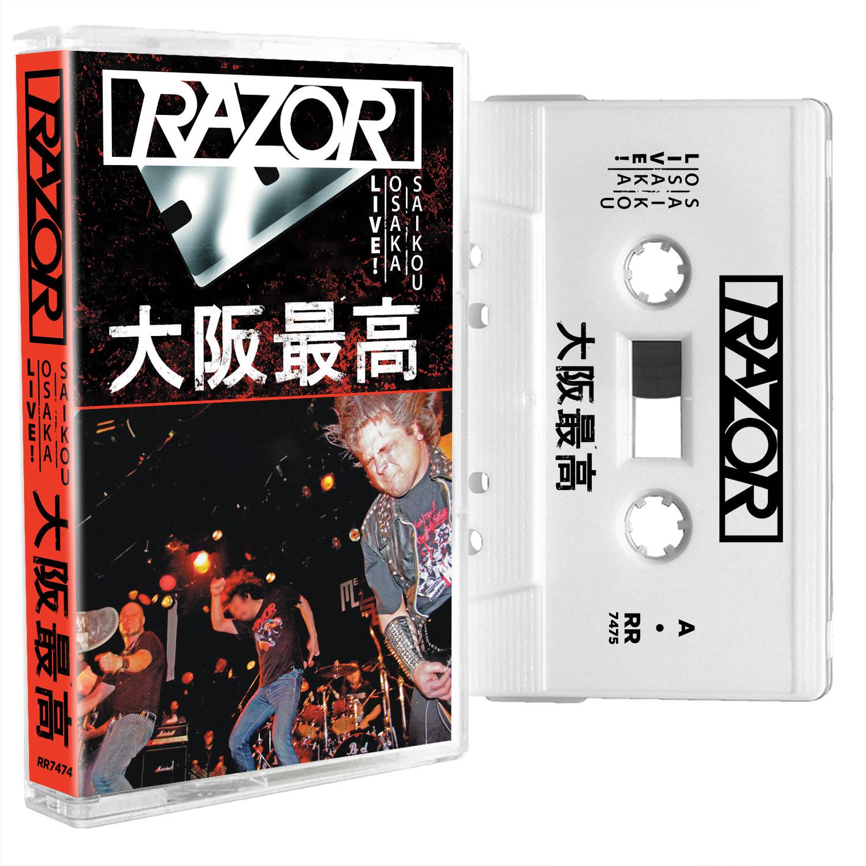 Live! Osaka Saikou 大阪最高 Reissue